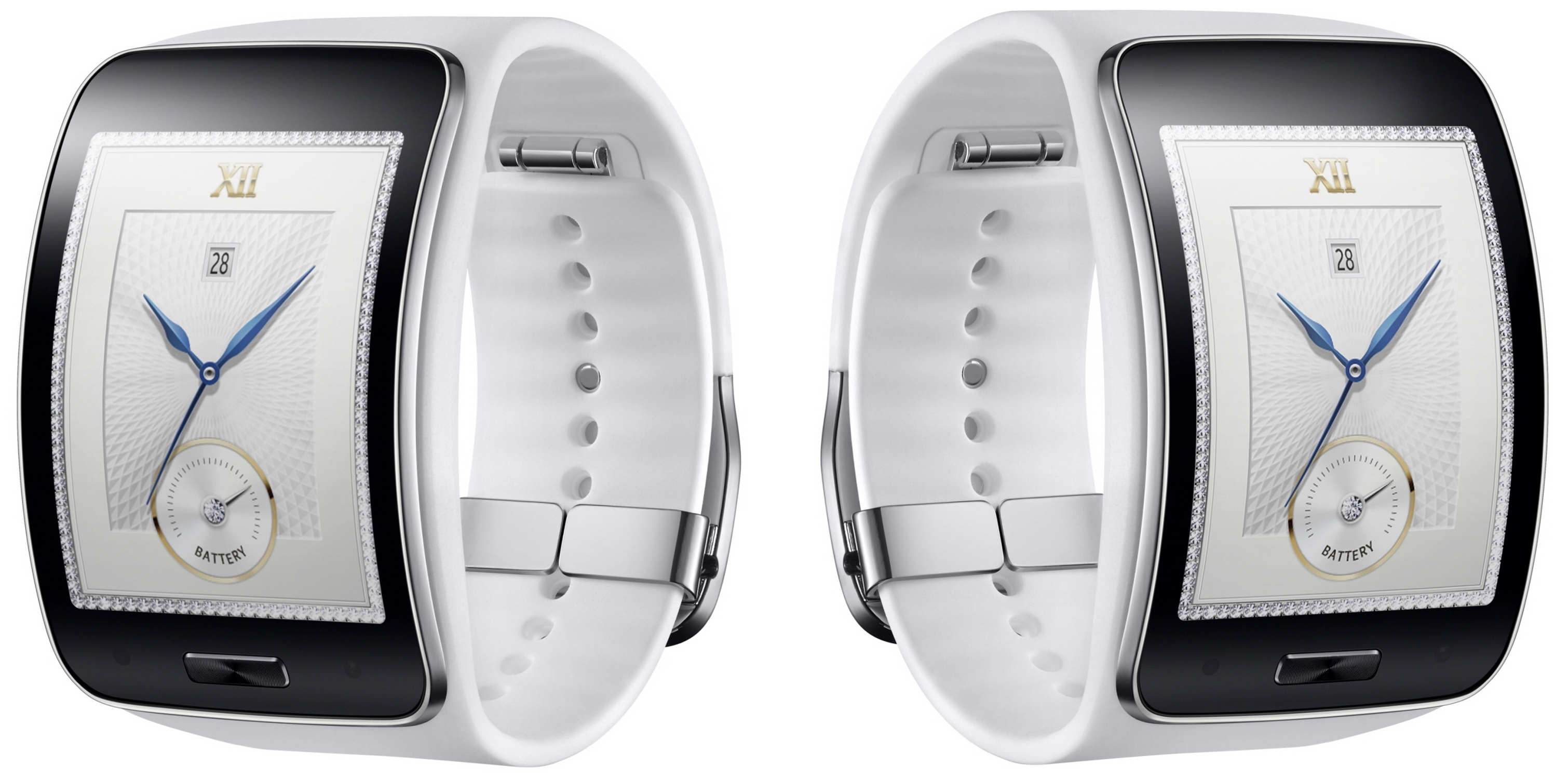 Samsung's new smartwatch, the Gear S, can make calls and ...