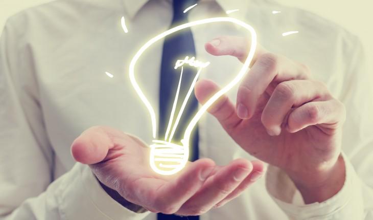 innovation light bulb idea