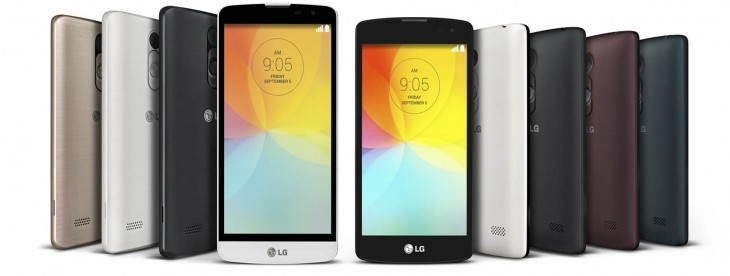 LG targets first-time smartphone owners with two new quad-core, 3G devices
