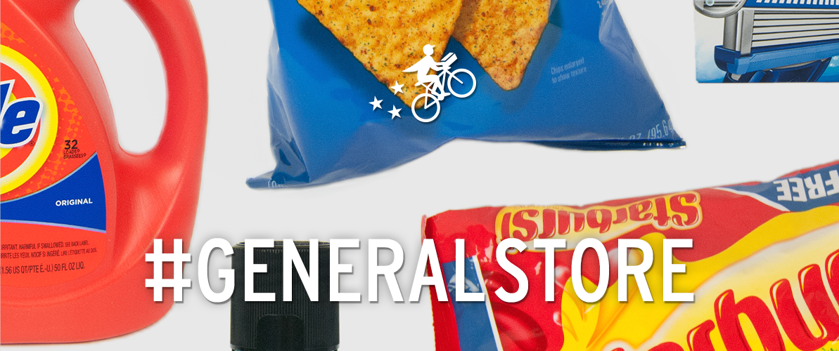Postmates Launches a General Store for Daily Necessities