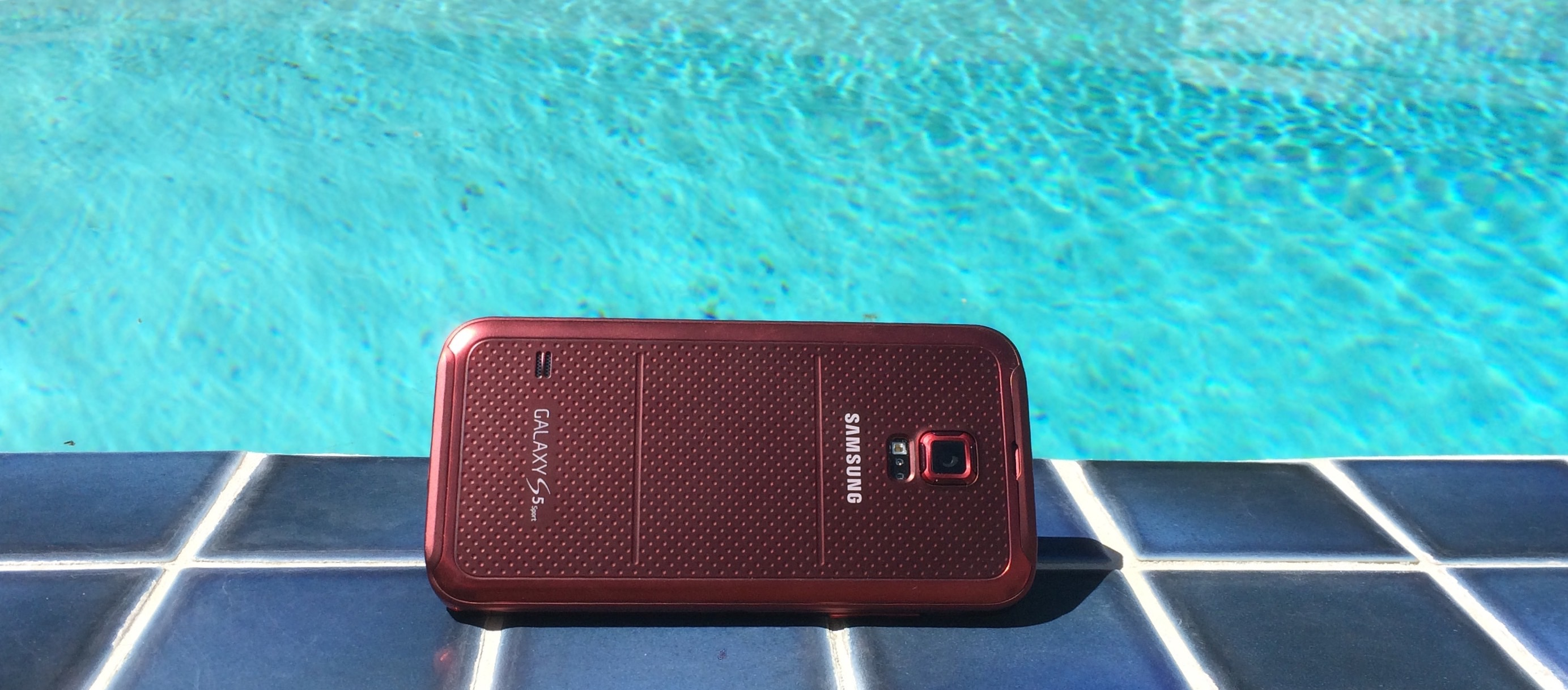 Hands-on with Sprint's Fitness-Focused Galaxy S5 Sport