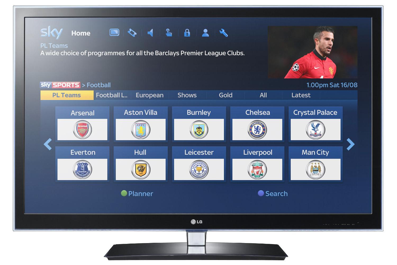 Sky On Demand Sport