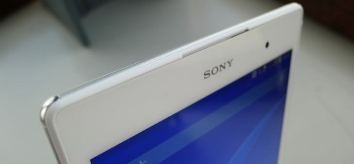 Sony Xperia Z3 Tablet Compact: A skinny, waterproof 8-inch slate with an abysmal name