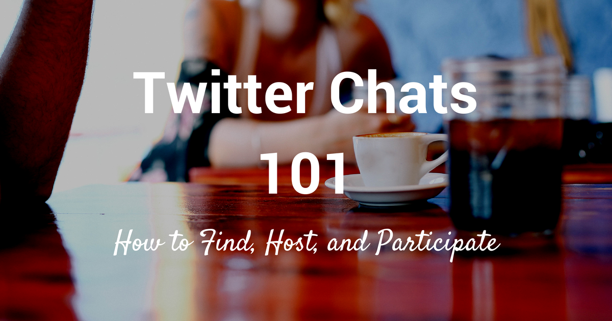 A Step-by-Step Guide to Hosting or Joining a Twitter Chat