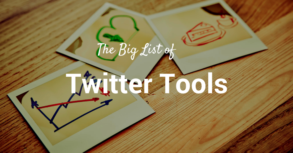 59 Free Twitter Tools and Apps for Marketers