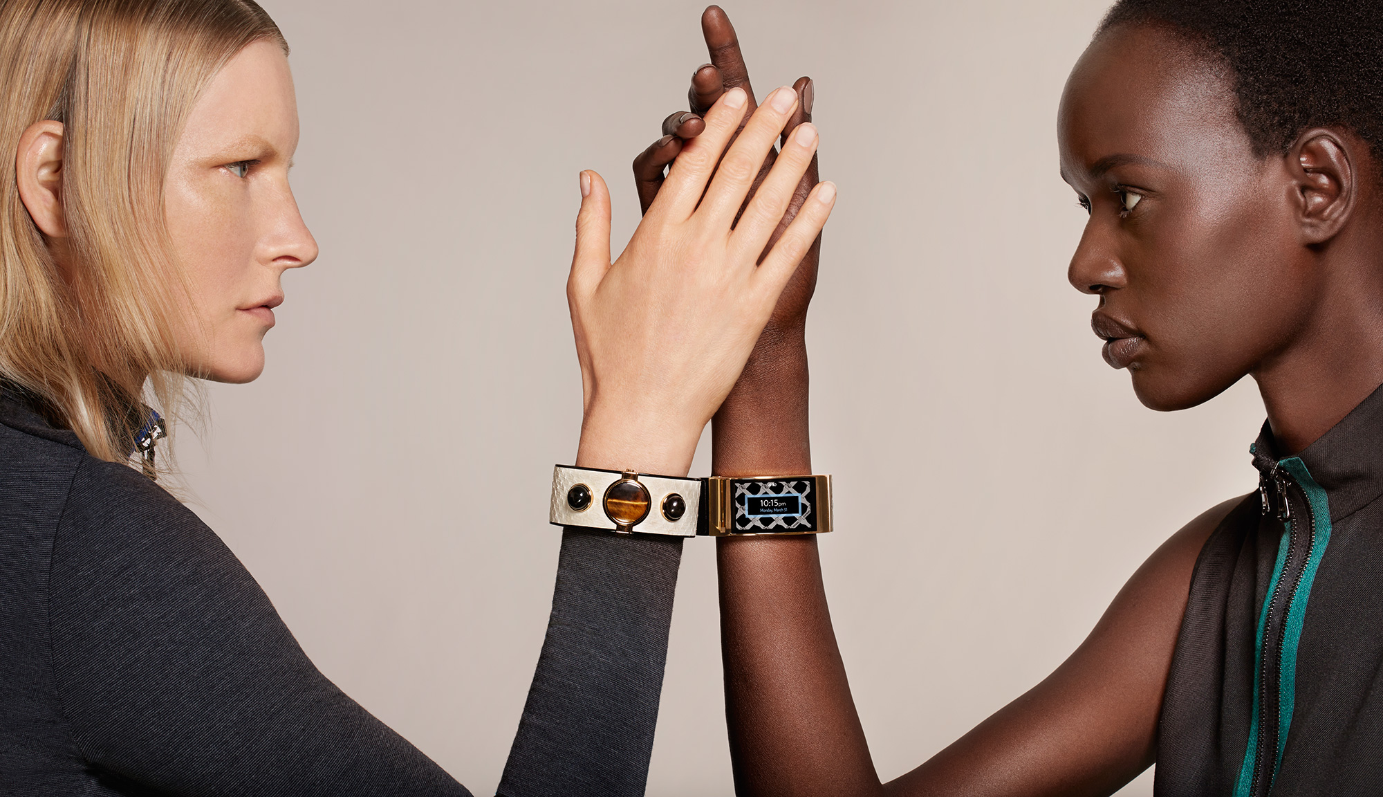 Intel and Opening Ceremony introduce a stylish smart bracelet for women