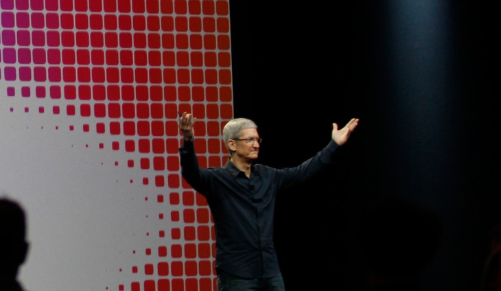 Tim Cook calls CVS disabling Apple Pay and NFC a 'skirmish'