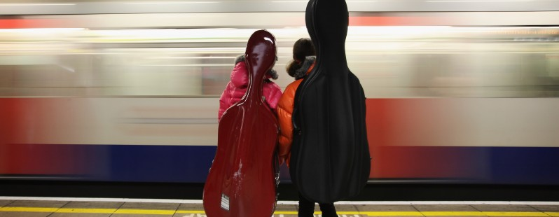 Contactless payments arrive on the London Underground, Overground, trams and DLR