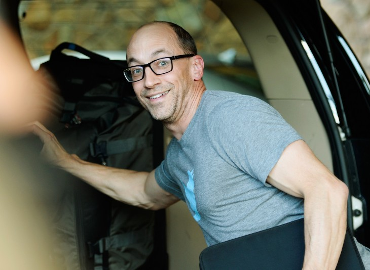 Twitter CEO Dick Costolo finally has a Verified account