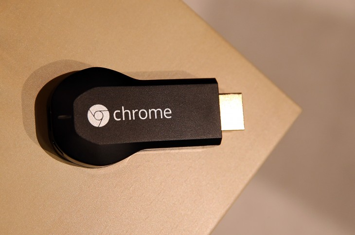 Google's Chromecast gets 1080p Chrome tab casting in beta