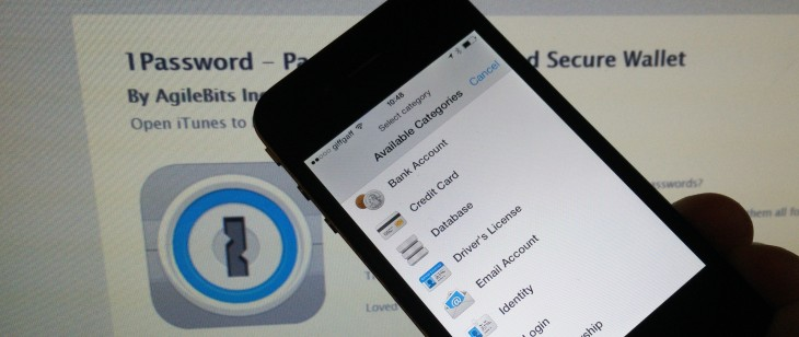 1Password goes freemium for iOS 8, supports Touch ID, Safari integration, and more