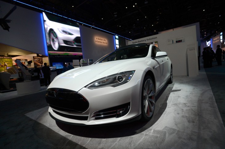 Tesla delivers its first Model S electric cars to customers in Japan