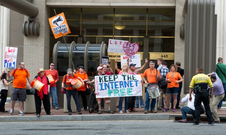 Mozilla, Netflix, Kickstarter and others join 'Day of Action' campaign to promote net neutrality ...