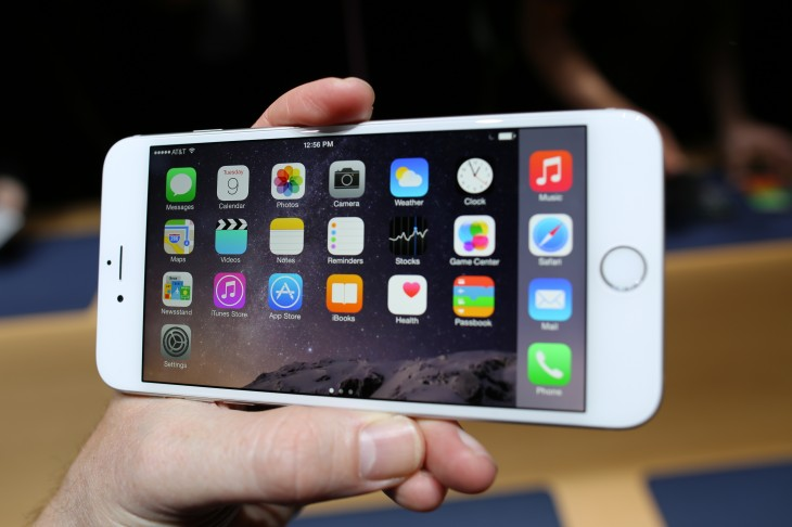 Hands-on with the larger iPhone 6 and much larger iPhone 6 Plus