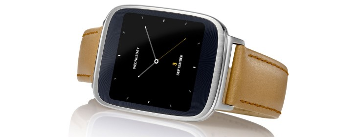 Asus' first wearable is called the ZenWatch, coming to the UK before Christmas for less than £200 ...