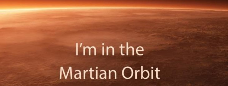 India's Mars Orbiter is winning the internet with funny tweets from space