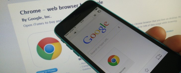 Chrome for iOS is much faster and more stable, but Google hasn't solved its biggest problem