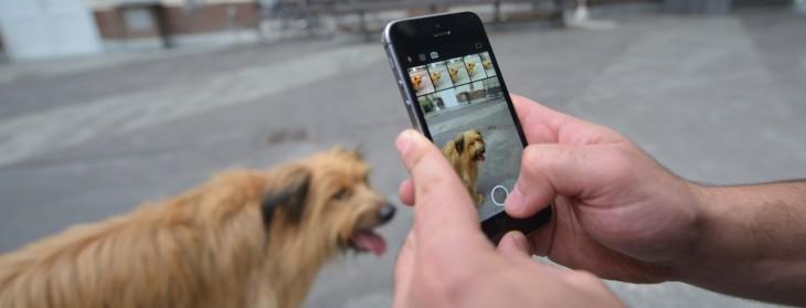 EyeEm's iOS social photography app gets a fancy new camera