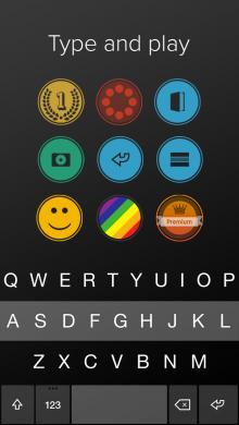 Fleksy-iOS8-type+play