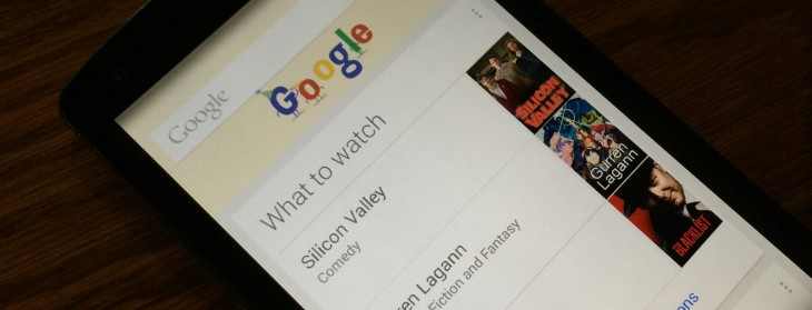 Google Now starts showing some UK users what to watch on TV tonight