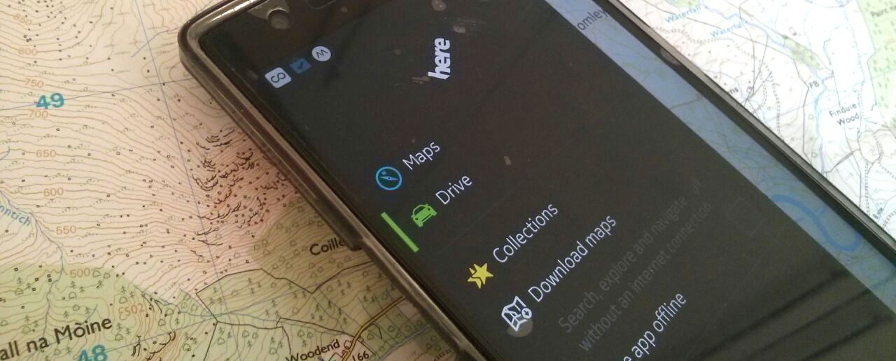 Nokia's HERE Maps for Android: Review