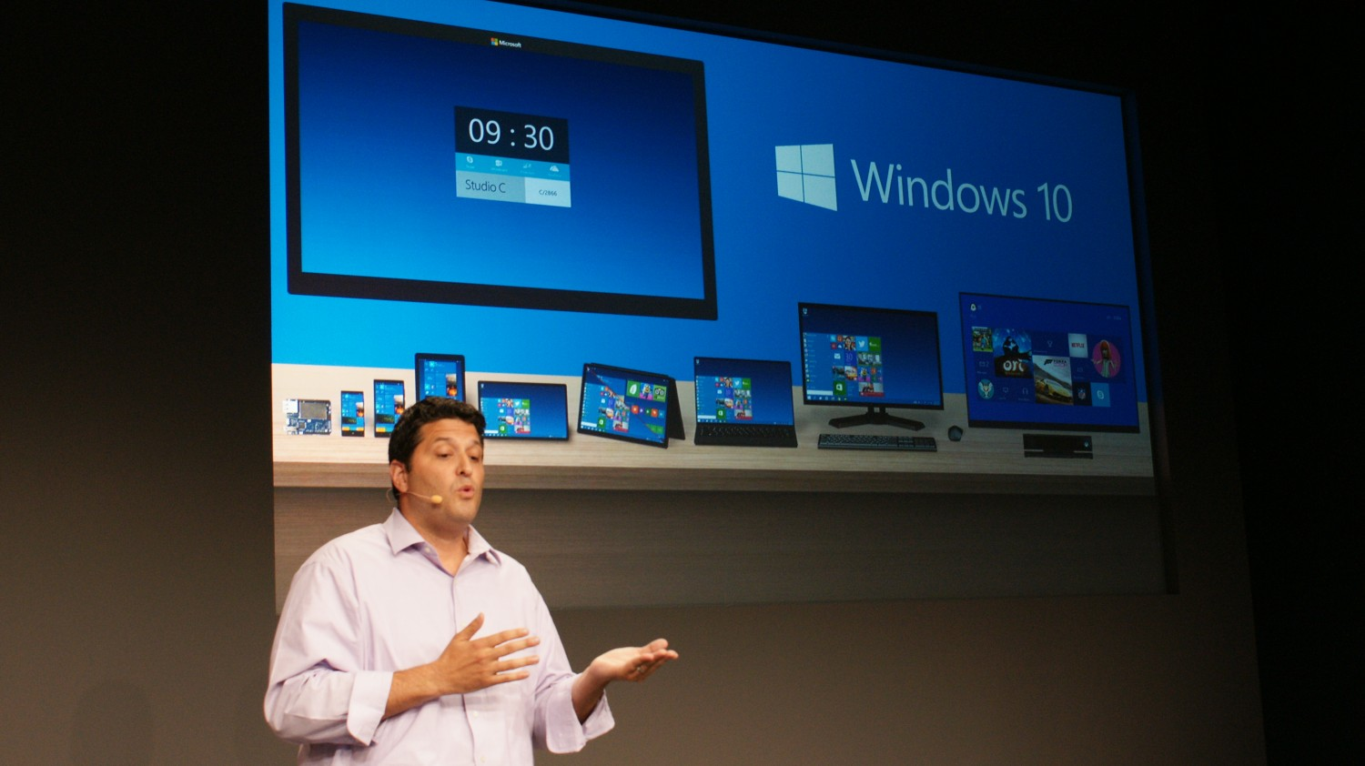 Microsoft Announces Windows 10 - The Next Web