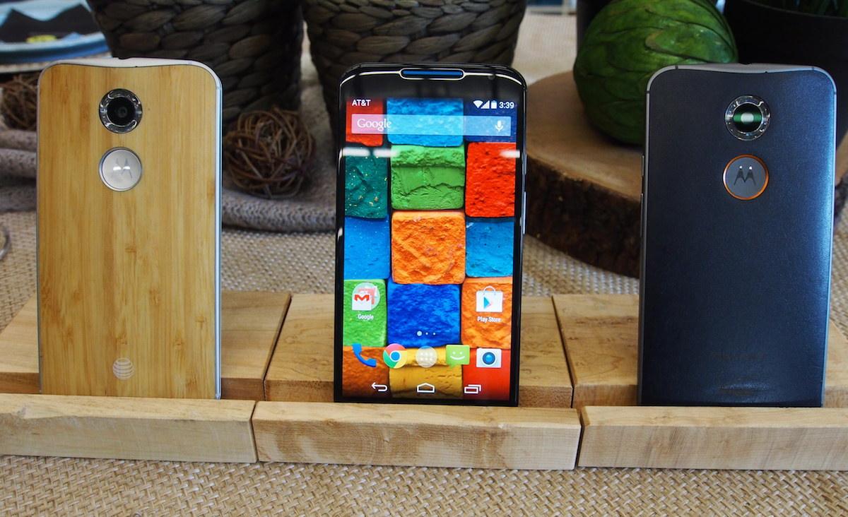 Motorola Announces its Latest Flagship Phone, The Moto X