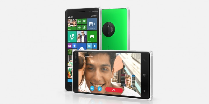 Microsoft's Lumia 830 Now Available in the UK