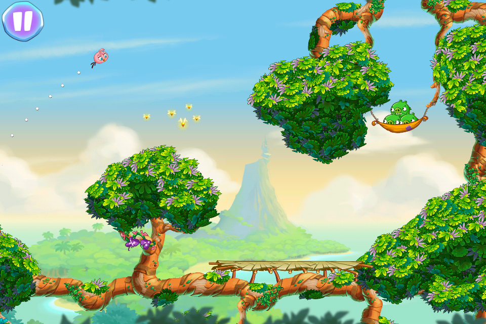 Angry Birds Stella Launches for iOS and Android
