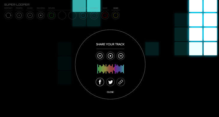 Become an EDM master while destroying all productivity with Super-Looper