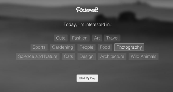 Pinterest's new Chrome extension turns your new tabs into beautiful pins