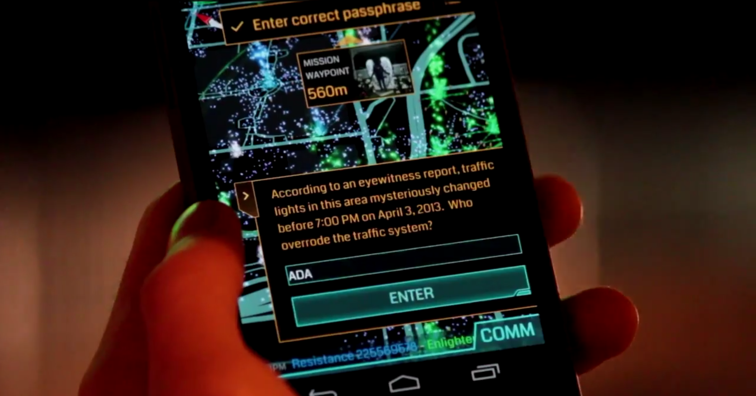 Google Adds Missions to its Ingress Smartphone Game