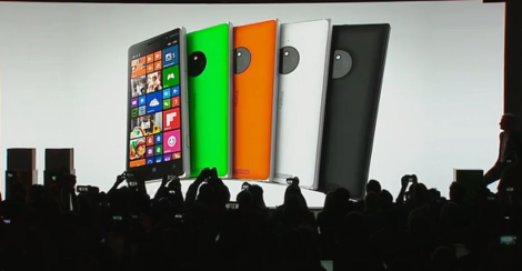 Microsoft's Lumia 830 launched with 10MP PureView camera, Lumia Denim firmware and a focus on value ...