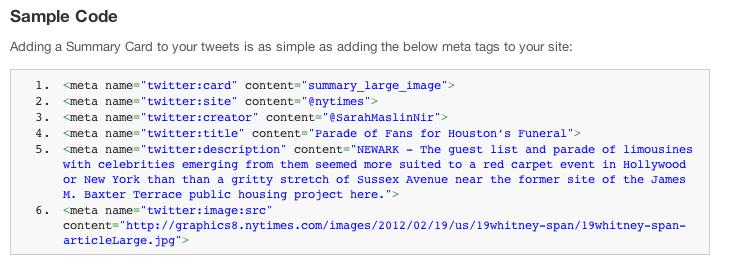 Twitter-sample-summary-code