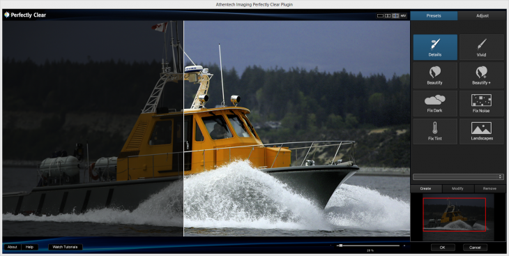 boat screen capture