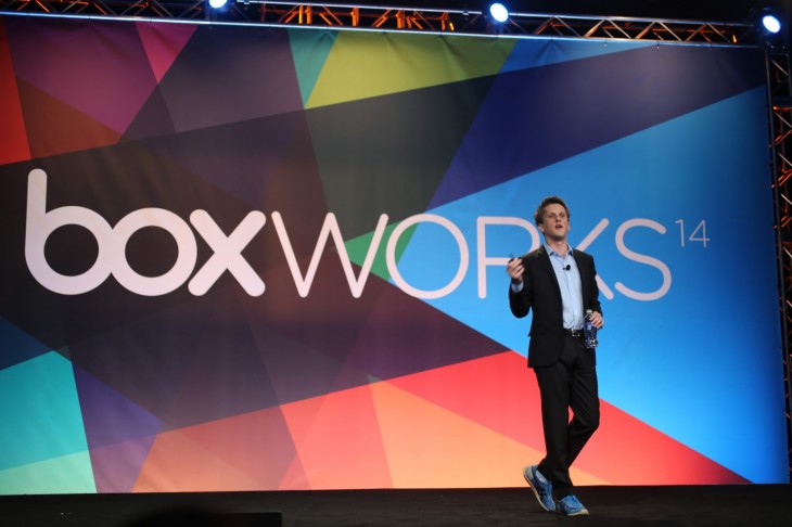 Box unveils Box Workflow for business users coming in 2015