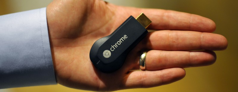 Twitch, WATCH Disney, iHeartRadio and DramaFever apps now support Chromecast streaming