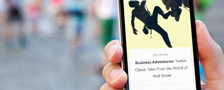Blinkist for Android gives you the gist of non-fiction books in 15 minutes