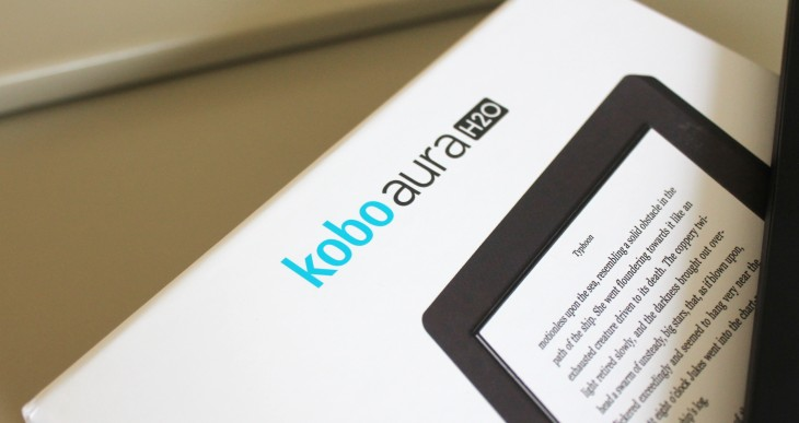 Looking for a waterproof e-reader? Meet the Kobo Aura H2O [Review]