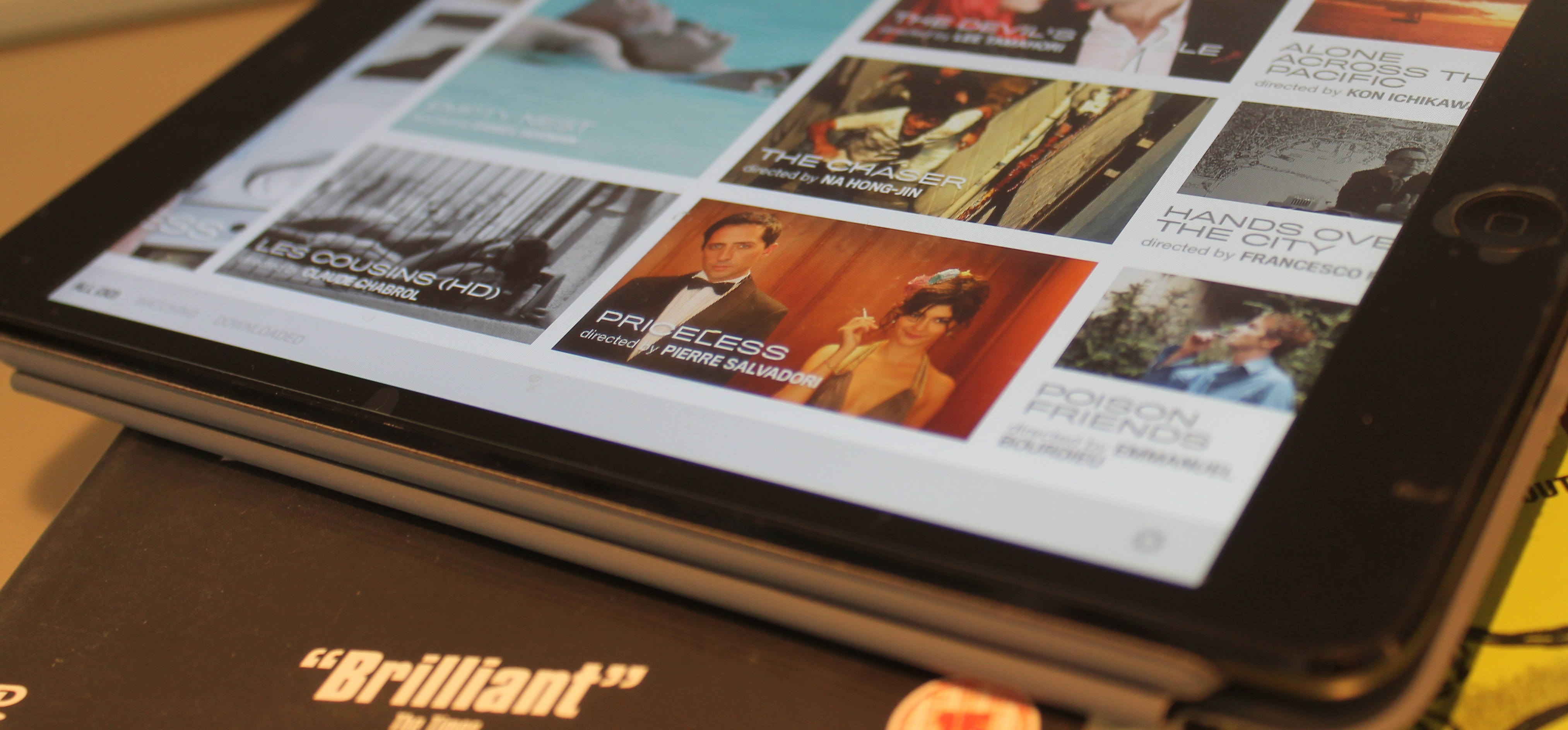 MUBI: The Netflix for Cult, Classic and Indie Movies