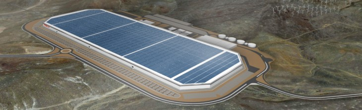 Tesla chooses Nevada for its battery Gigafactory location