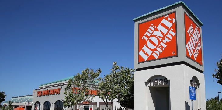 Home Depot's lengthy security breach exposed 56 million credit cards