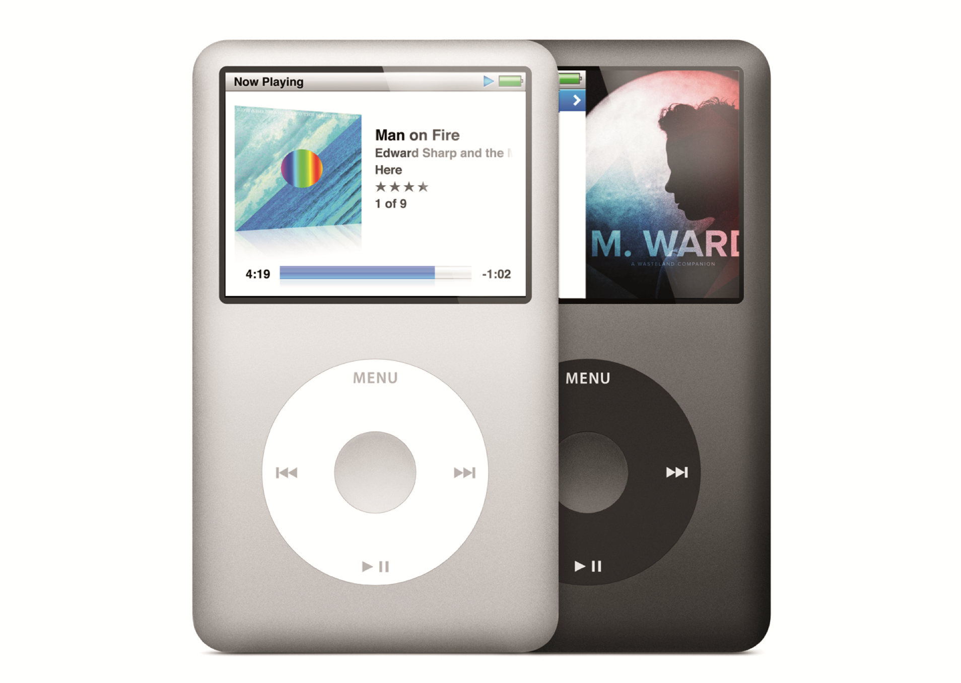 Apple Retires the iPod Classic and Iconic Click Wheel