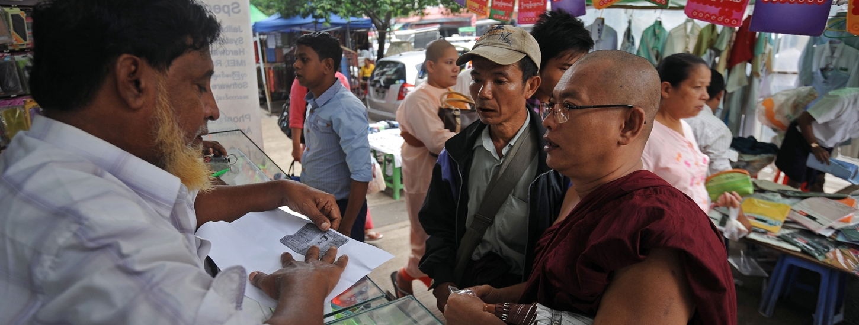 Myanmar's Mobile Revolution Kicks On