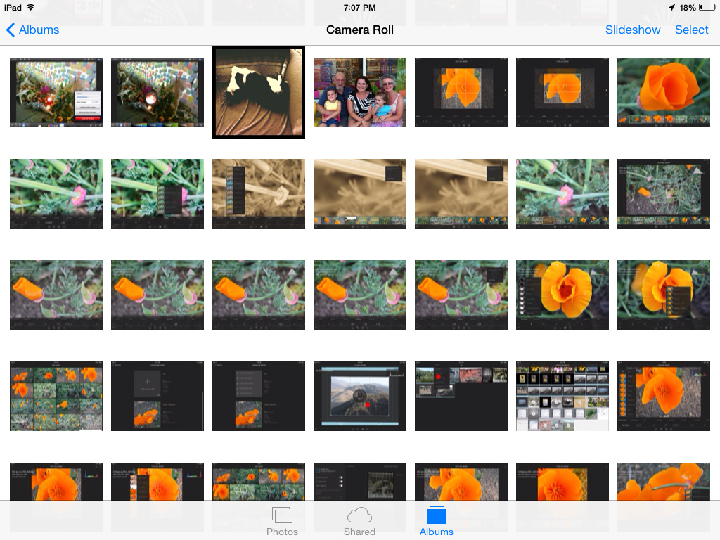 iPhoneographers Pine For Their Beloved Camera Roll