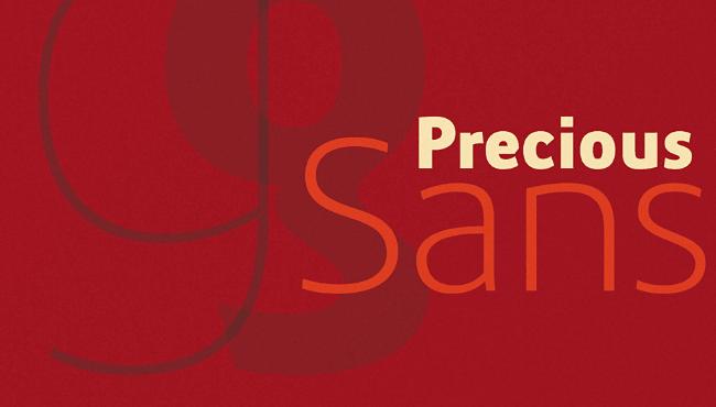 precious-sans-two