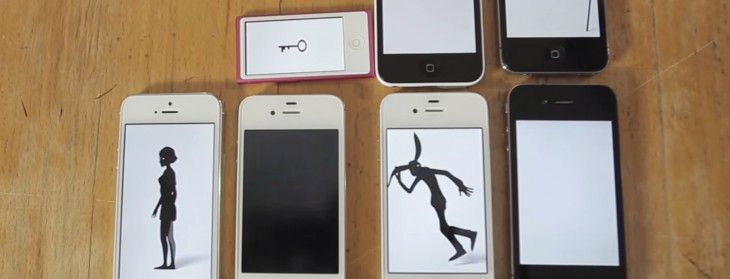 14 Apple devices, one clever music video