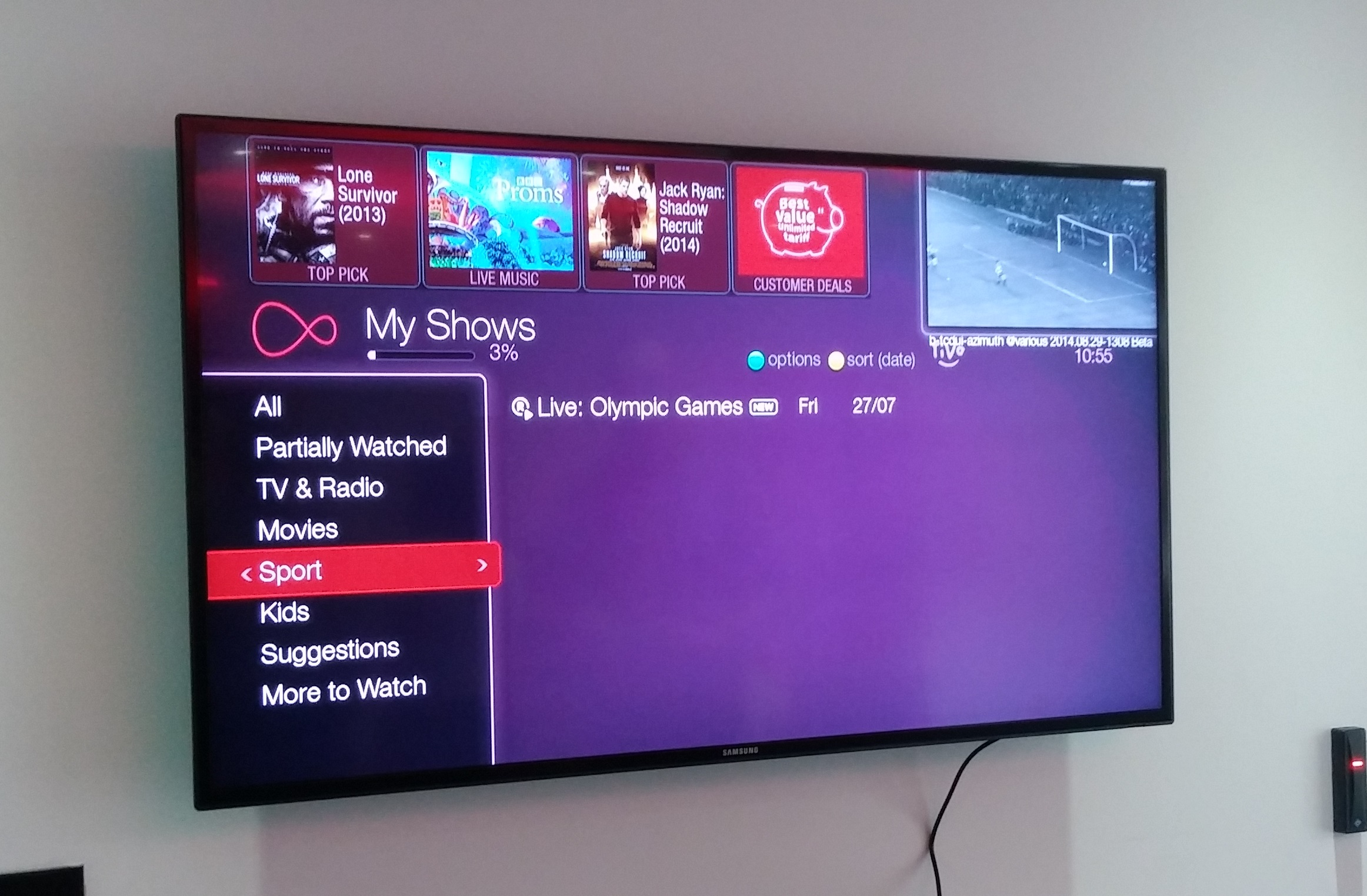 Virgin Media Completely Overhauls TiVo UI and Navigation