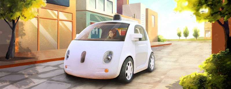 Report: Google to spin off self-driving cars as a standalone Alphabet company next year