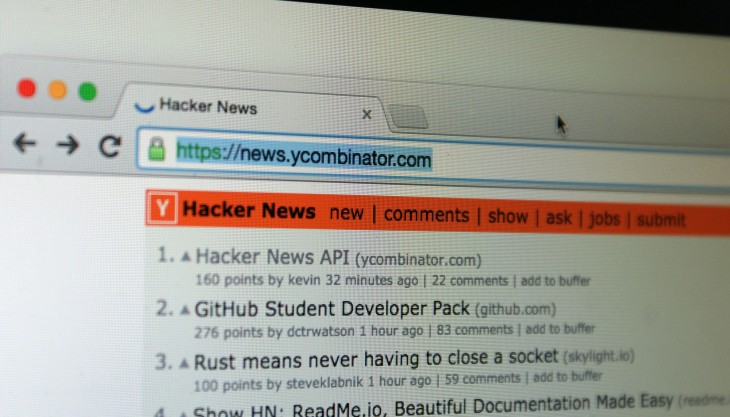Hacker News branches off from Y Combinator, experiments with user moderation